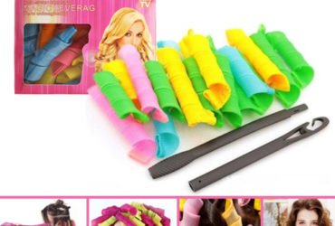 Magic Leverage Roller and Curler – Multi Color