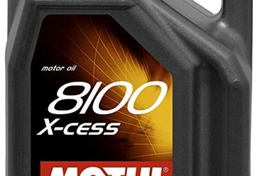 Motul 8100 X-Cess 5W40 100% Synthetic Car Engine Oil – 5 L