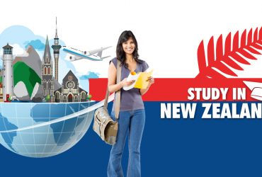 Study in New Zealand.
