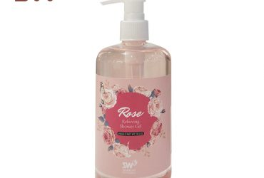 Pure and Natural Perfumed Body Shower Gel – 450ml