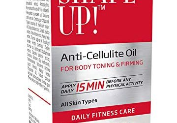 Shape Up Anti Cellulite Oil – 100ml