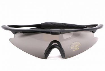 Stylish UV400 Tactical Sporty Protector Shooting Glasses Goggles