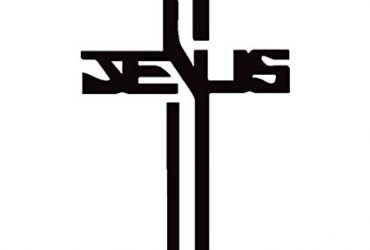 Waterproof Car Vehicle Body Window Stickers Cross Of Jesus Styling Decal