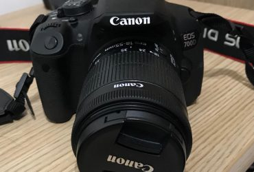 Canon 700D NEW 1Month use only