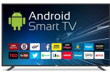 """32"""" HD Led TV Android -Free Wall Mount"""