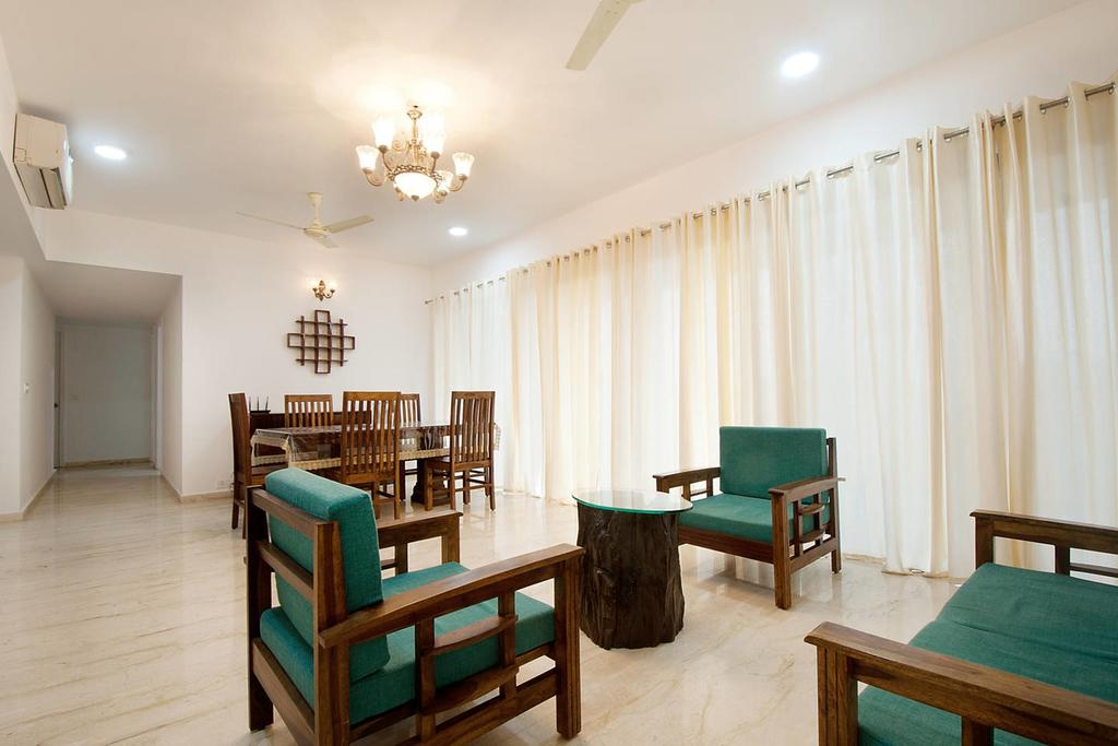 Excellent Furnished Flat Rent Gulshan Area