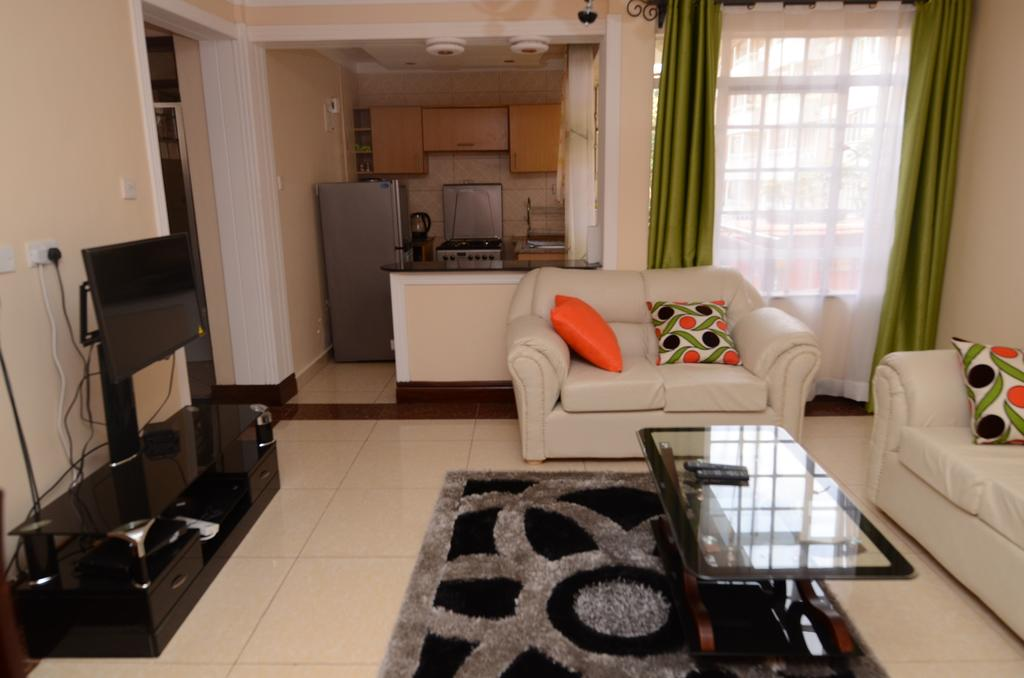 Furnished apartment rent