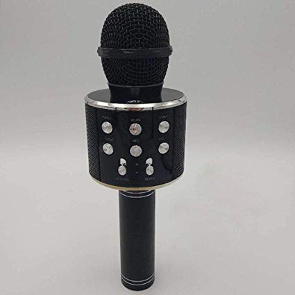 Mobile Phone Bluetooth KARAOKE Microphone -q7
