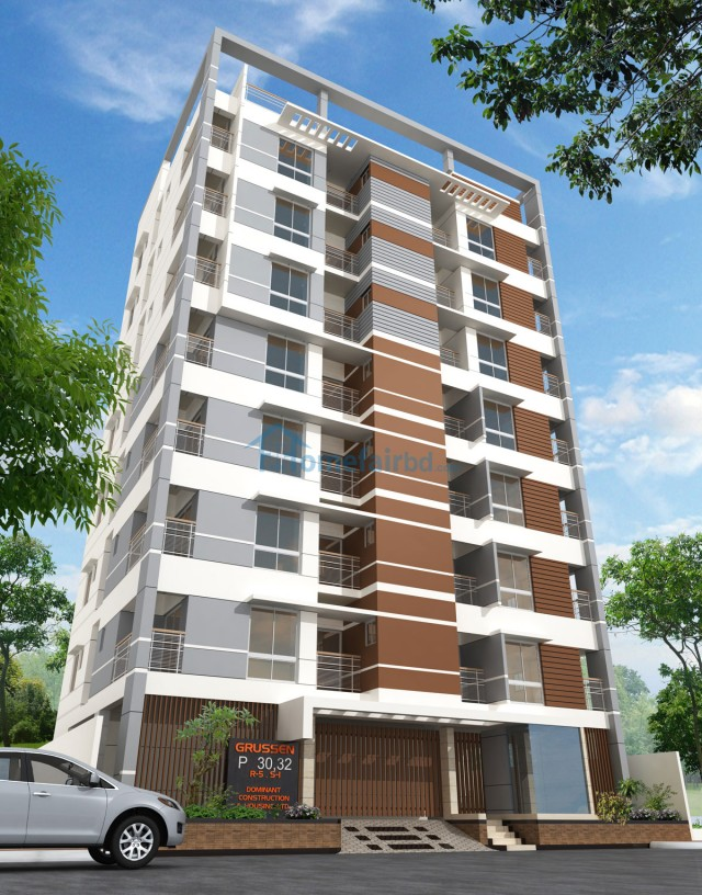 South Facing Attractive flat @ Aftabnagor.