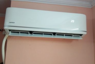 Midea 18000 Btu or 1.5 Ton Split AC any spare parts 5.0 years warranty