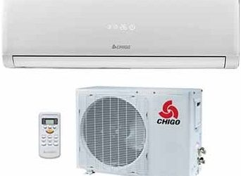 Chigo 1.0 Ton Split Type Air Conditioner Only 22999/-