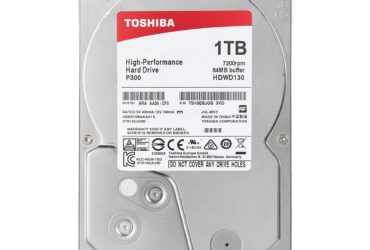 HDD Toshiba Original 1TB 7200 Rpm Years Warranty