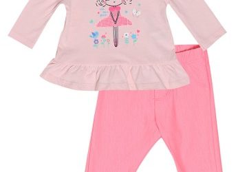 Girls Original Top Bottom Set