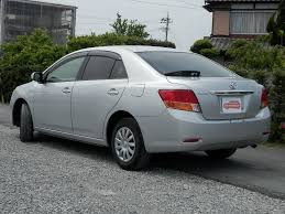 Toyota Allion G PUSH 2008